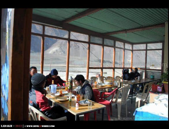 Chumathang Restaurant or Dhabha
