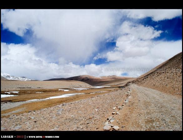 Magical... Roads of Changthang...