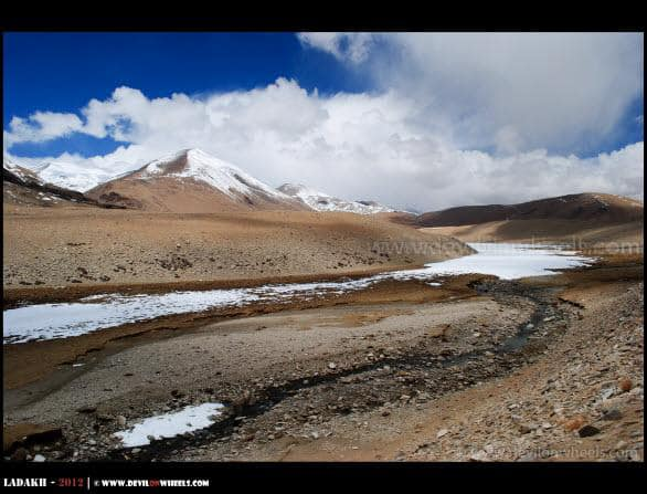 Mystical... Calmness of Changthang...