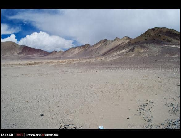 Pristine... The Cold Desert - Changthang