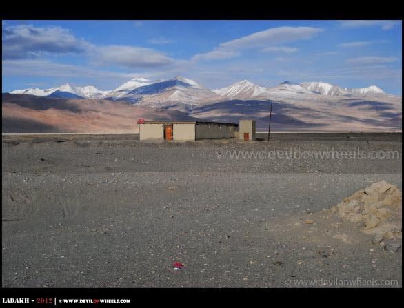 A Beautiful Morning at Hanle