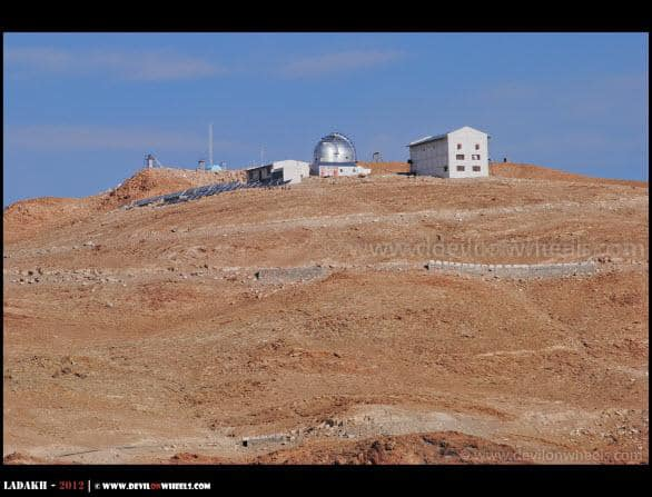 Let's Get Closer to Hanle Observatory