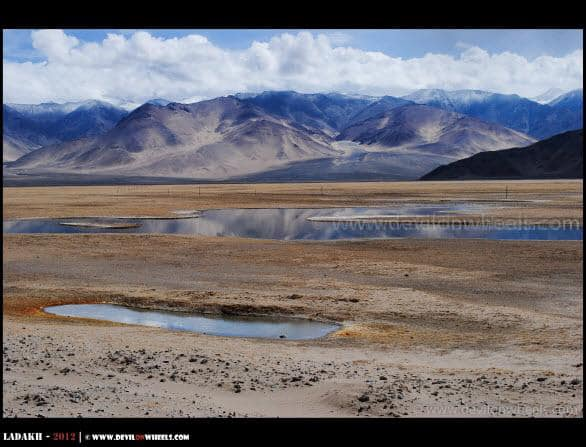 Remote and Beautiful Changthang Valley