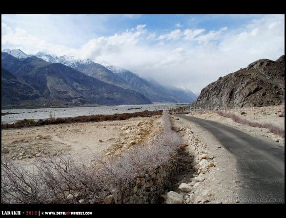 Beautiful Nubra Valley