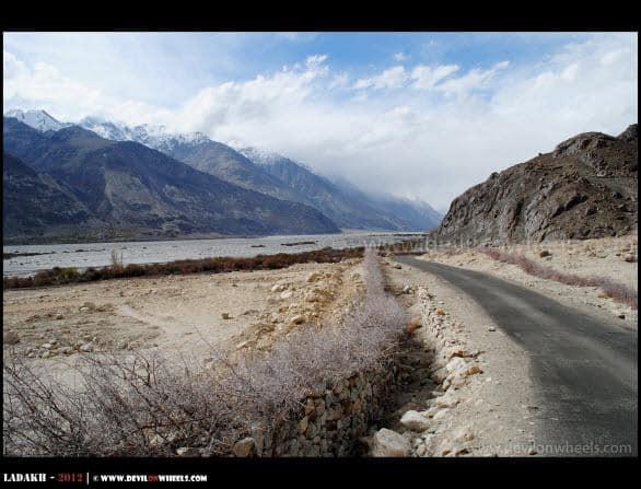 Beautiful Nubra Valley
