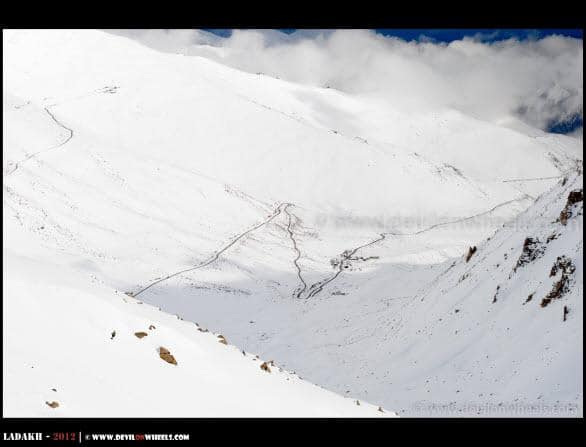 Nothing Less Than An Ocean of Snow - Khardung La Pass
