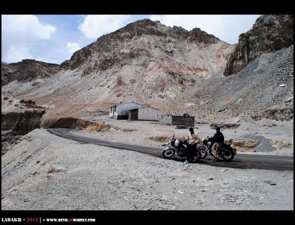 Leh to Chilling Road
