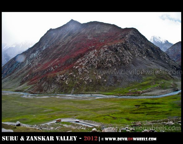 The Romantic Minamarg Meadows on Srinagar - Kargil Highway