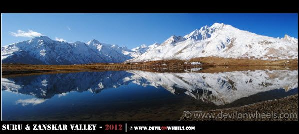 The Long Run from Padum to Kargil | Zanskar 2012