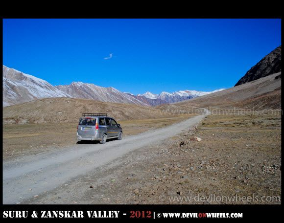 Beauty over at Kargil to Padum Road