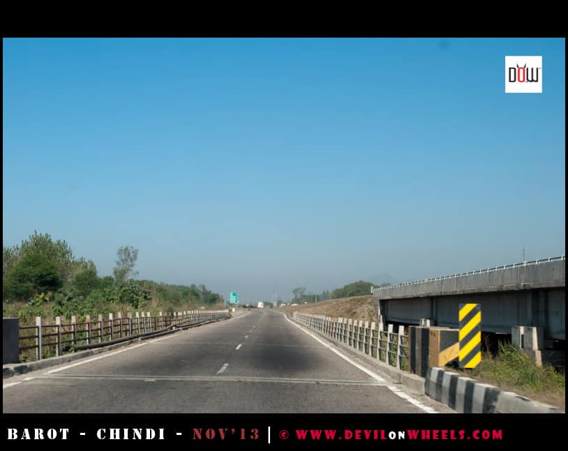 The Vroom-Vroom Roads to Barot, Himachal from Delhi