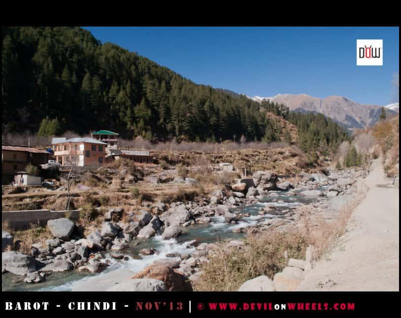 Luhardi Village, Himachal