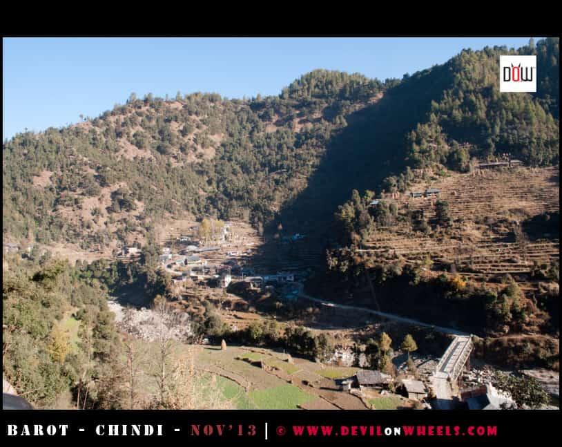 Tikkan Village, Himachal