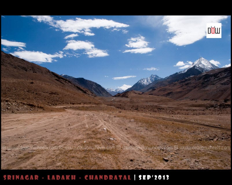 The Magical Views on Chandratal Hike Trail