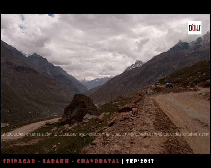 As we said good bye to Spiti Valley