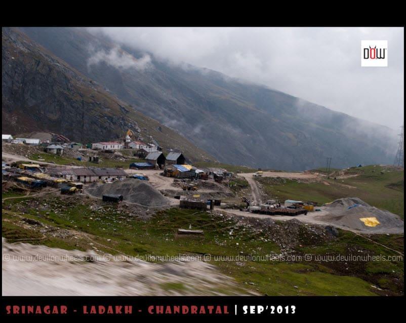 The Deserted Marhi Settlement