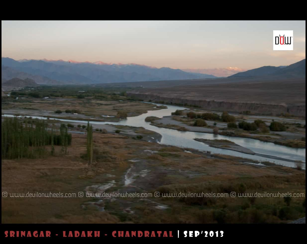 Indus Valley View Point