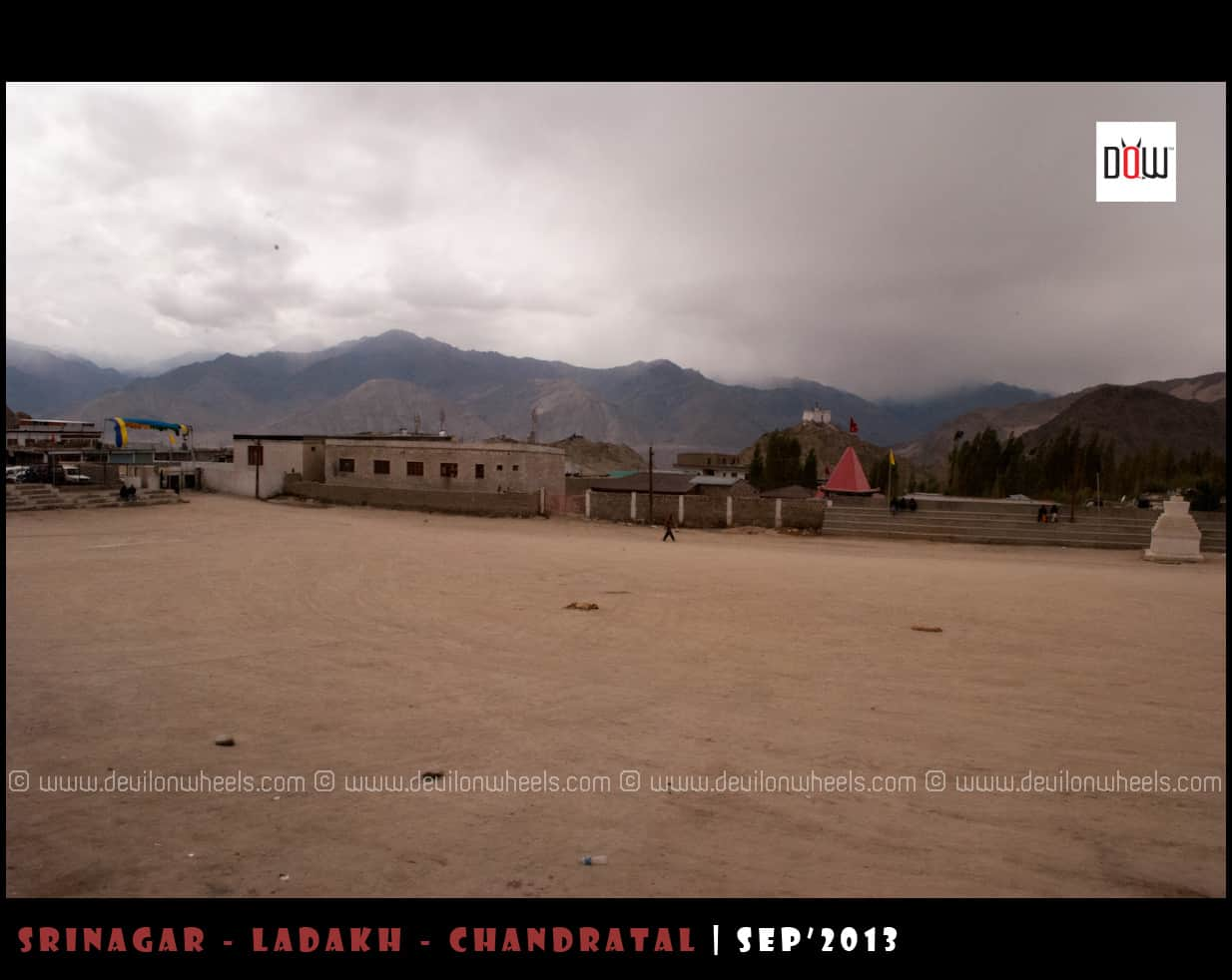 Polo Ground at Leh