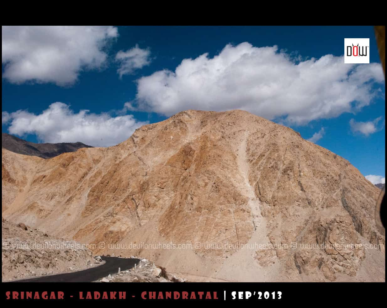 Colors of Nubra Valley starting to flourish