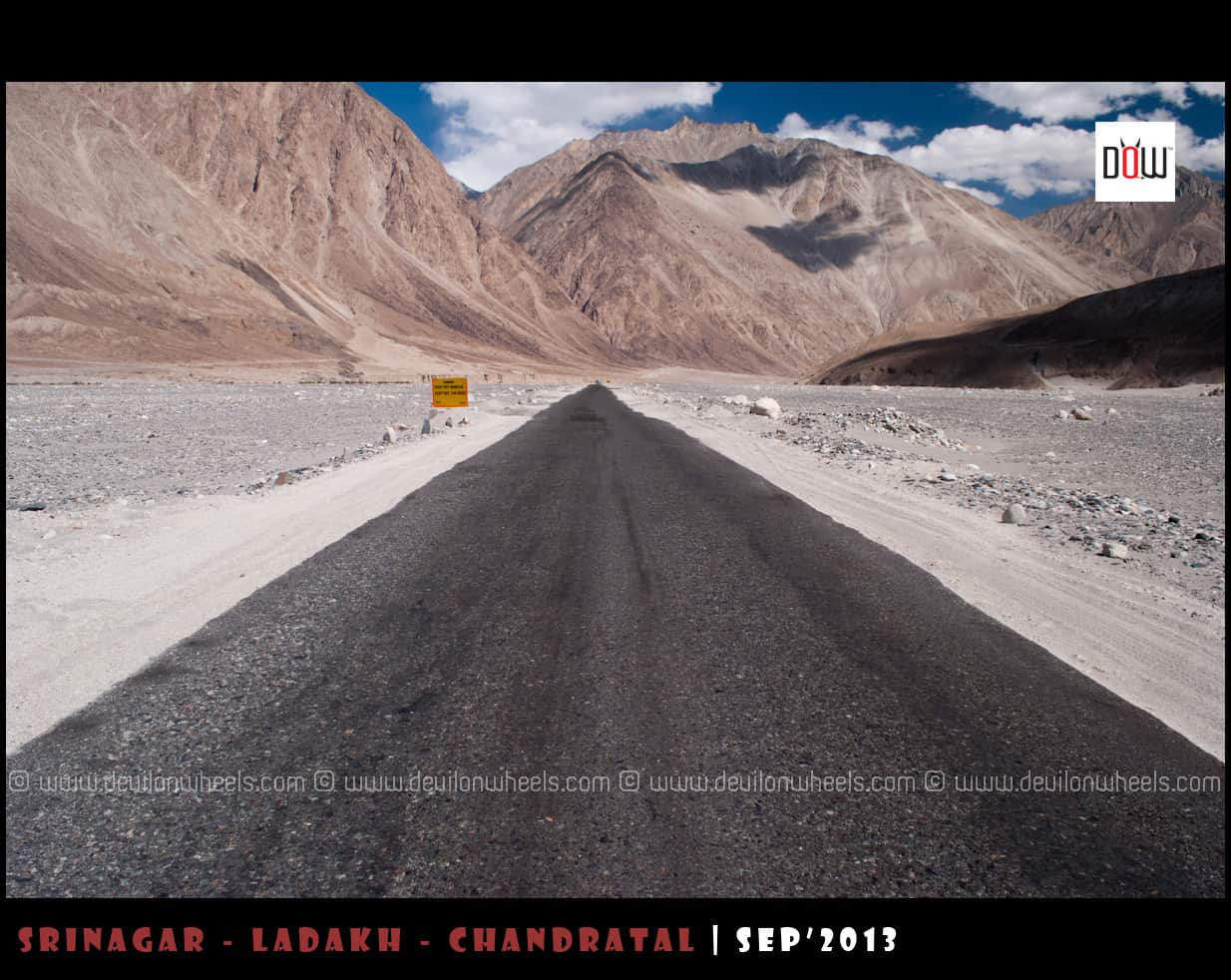 Leading you Deep into Heaven called Nubra Valley
