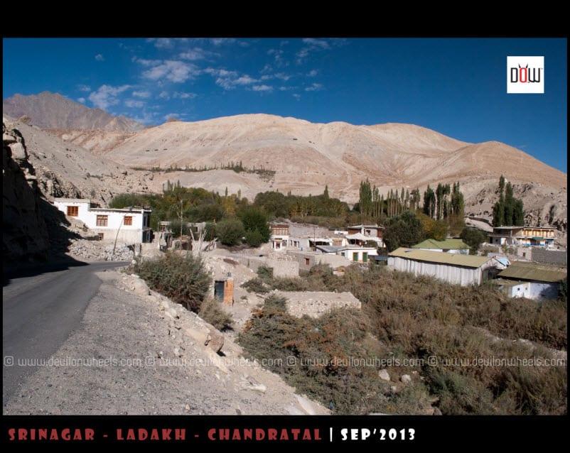 Khalsar, Nubra Valley