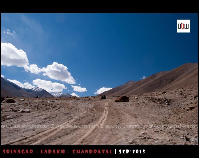 Yeah, Road to Wari La Pass