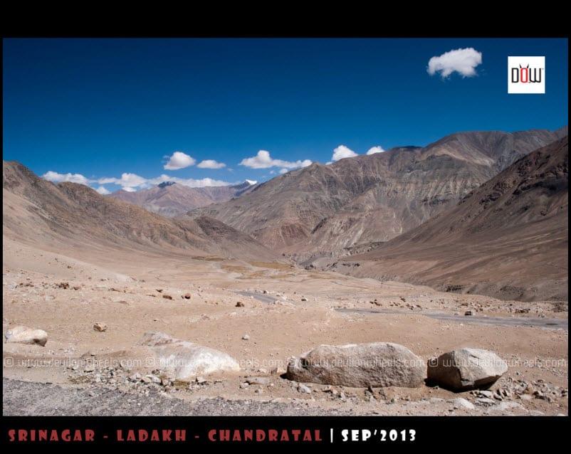 Views on the way to Wari La Pass