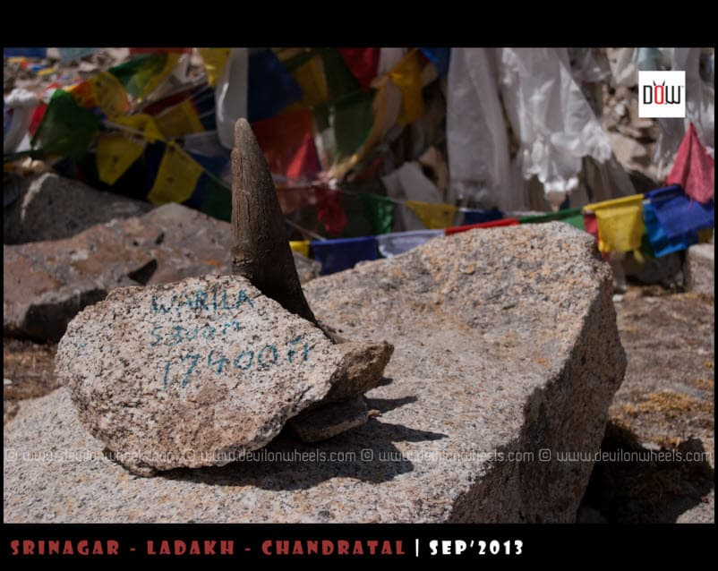 Wari La Pass - Top 13 Highest Motorable Passes or Roads in the world