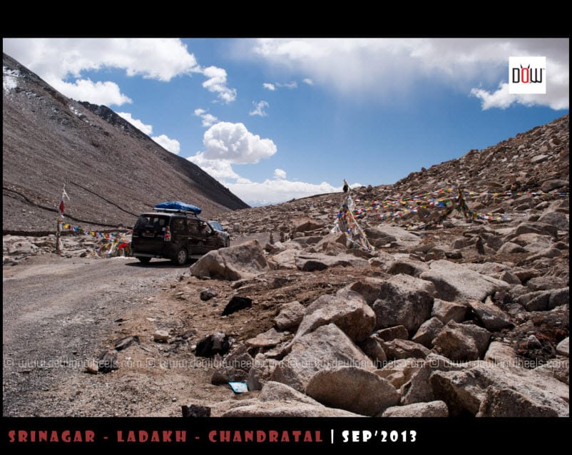 Nerves of Wari La Pass Route | Ladakh Mega Meet