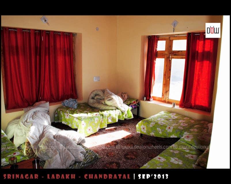 Rooms at Padma Homestay at Hanle