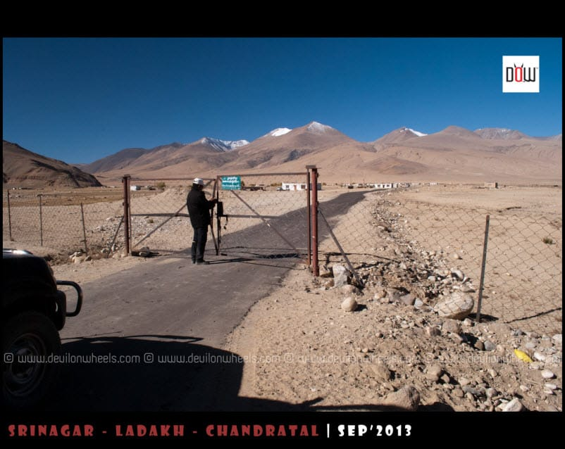 Forbidden Terrain of Changthang, Hanle to Nidar