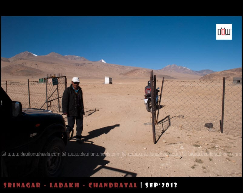 Boundaries are broken, all set for a drive into the wild, Hanle to Nidar