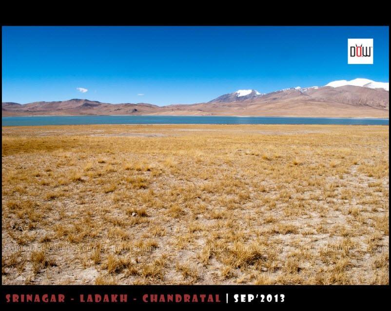 Kyon Tso 1 Lake