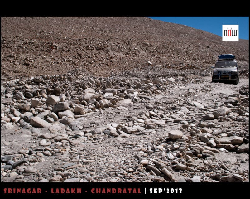 The Rocky Roads of Nidar Region