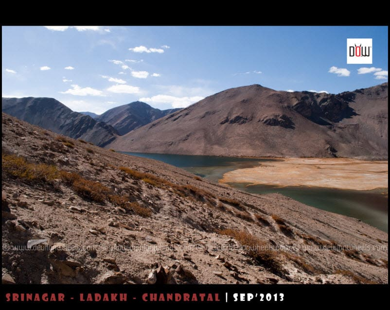 Yaye Tso Lake - First Look