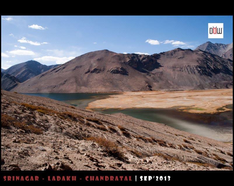 Yaye Tso Lake