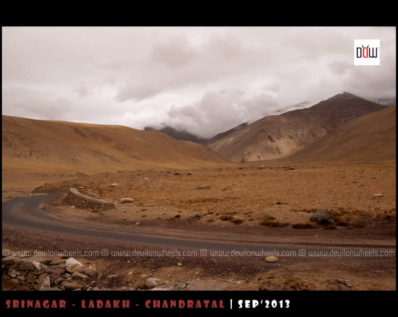 Views on the way to Kiagar Tso Lake