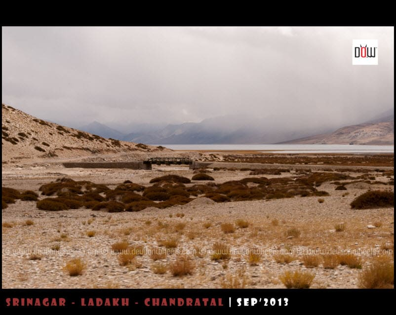 Tso Moriri Lake, First Look...
