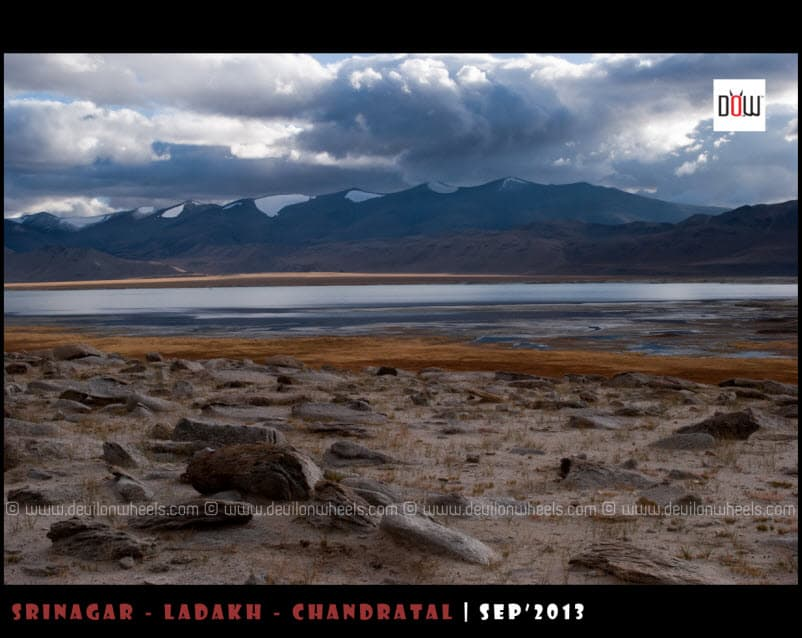 Darkness over Tso Moriri – Tso Kar Lake | Ladakh Mega Meet