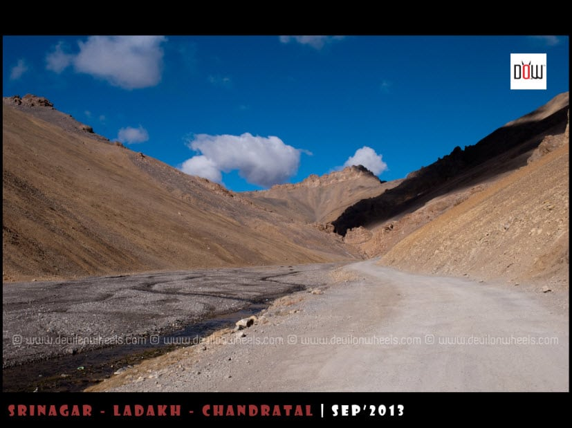 No wonder Manali - Leh Highway is a Dream Road to Ride or Drive