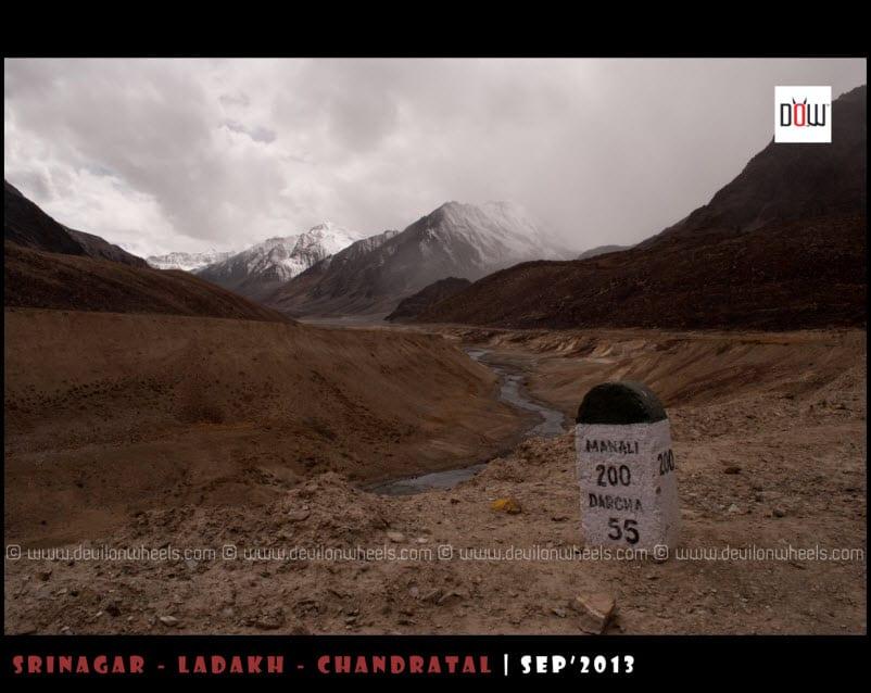 Manali - Still 200 KMs Away