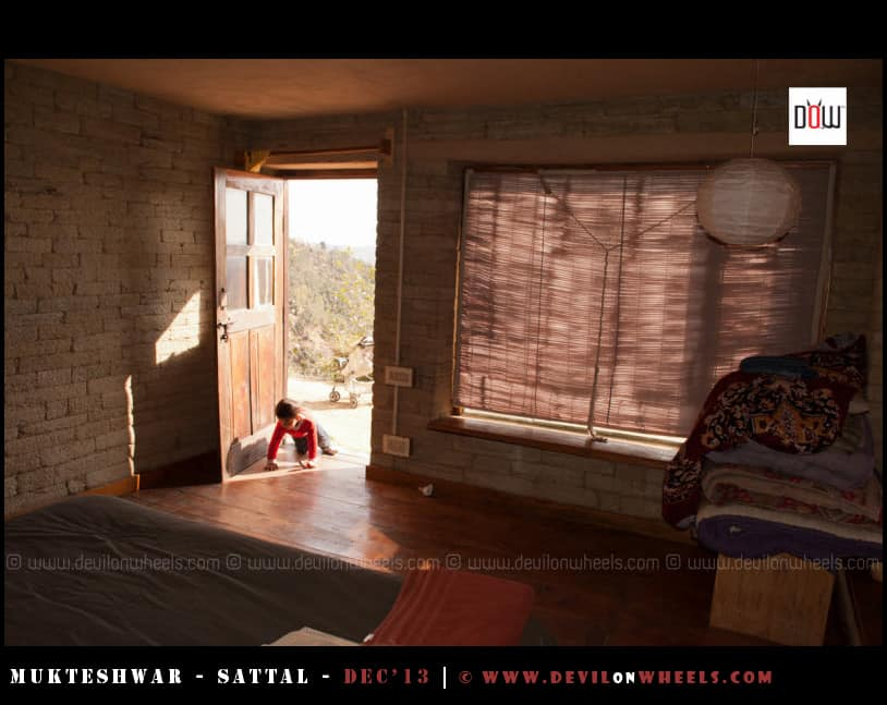 Rooms at at Oak Chalet Resort - Mukteshwar