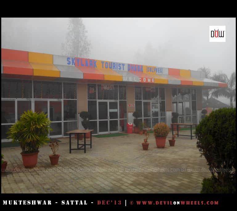 Skylark Tourist Dhabha at Garhmukteshwar - NH24