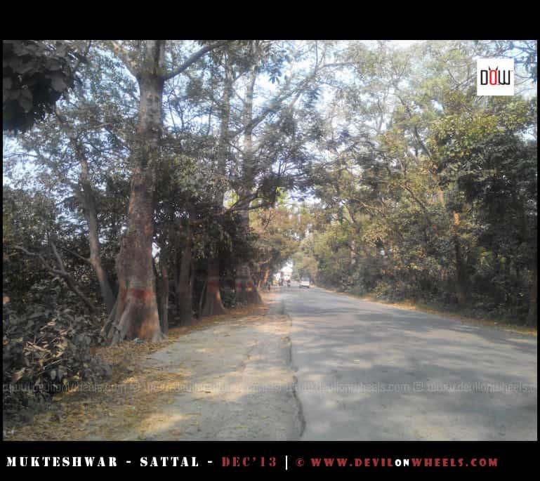As we entered Uttarakhand