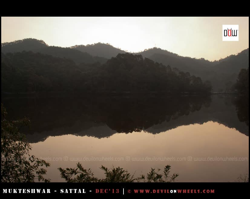 An early morning at Sattal