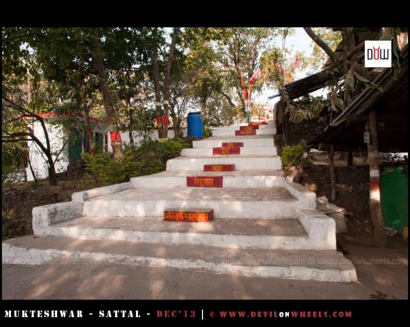 The Seven Steps of Devotion