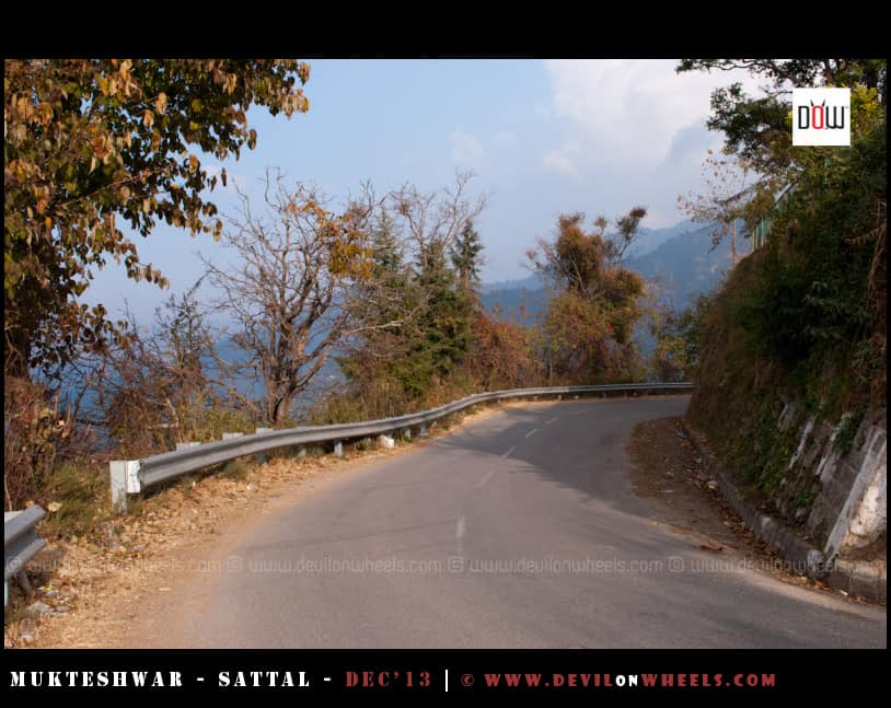 Roads Leading to Ramgarh - Mukteshwar