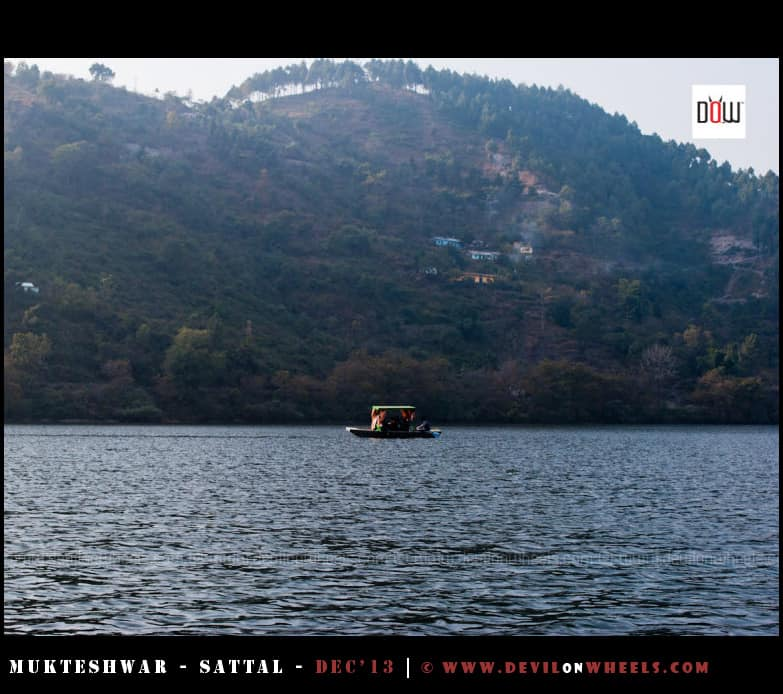 Boating at Naukuchiatal