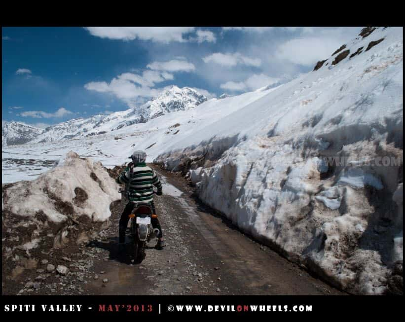 Let's Ride into the Wild ... Spiti Valley