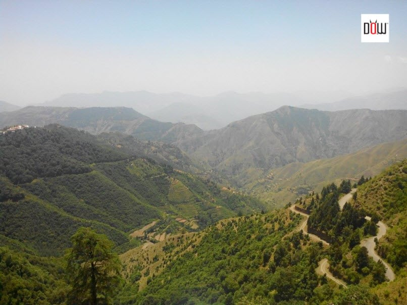 The Valley View at Chakrata